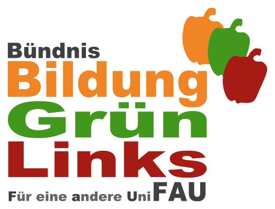 Logo Bildung Grün Links
